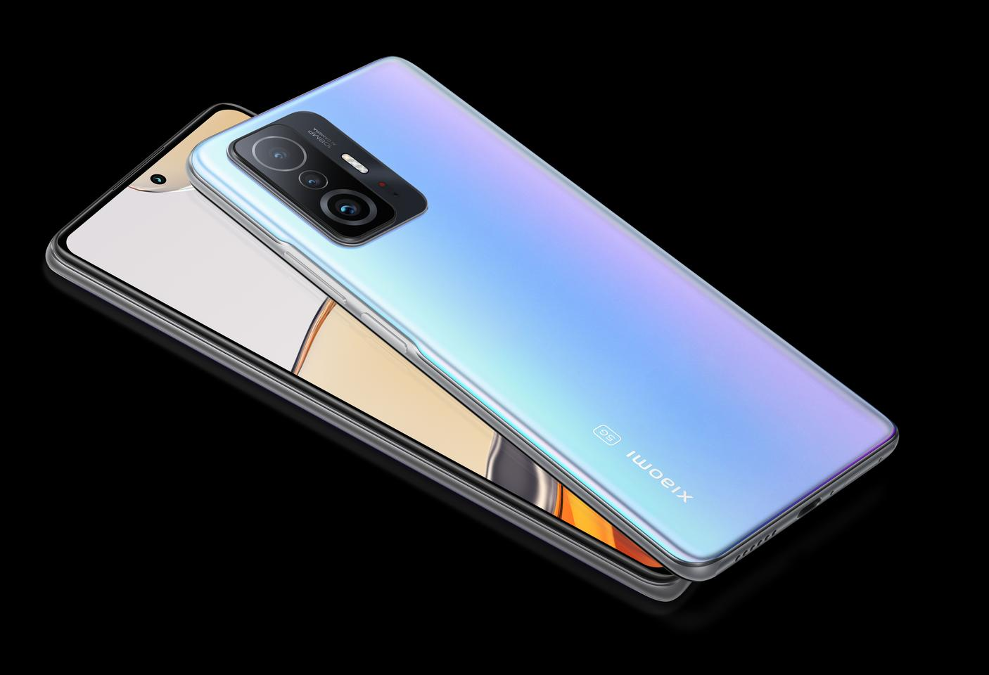 The 11T Pro smartphone is the first to launch worldwide with Xiaomi's 120-W HyperCharge technology