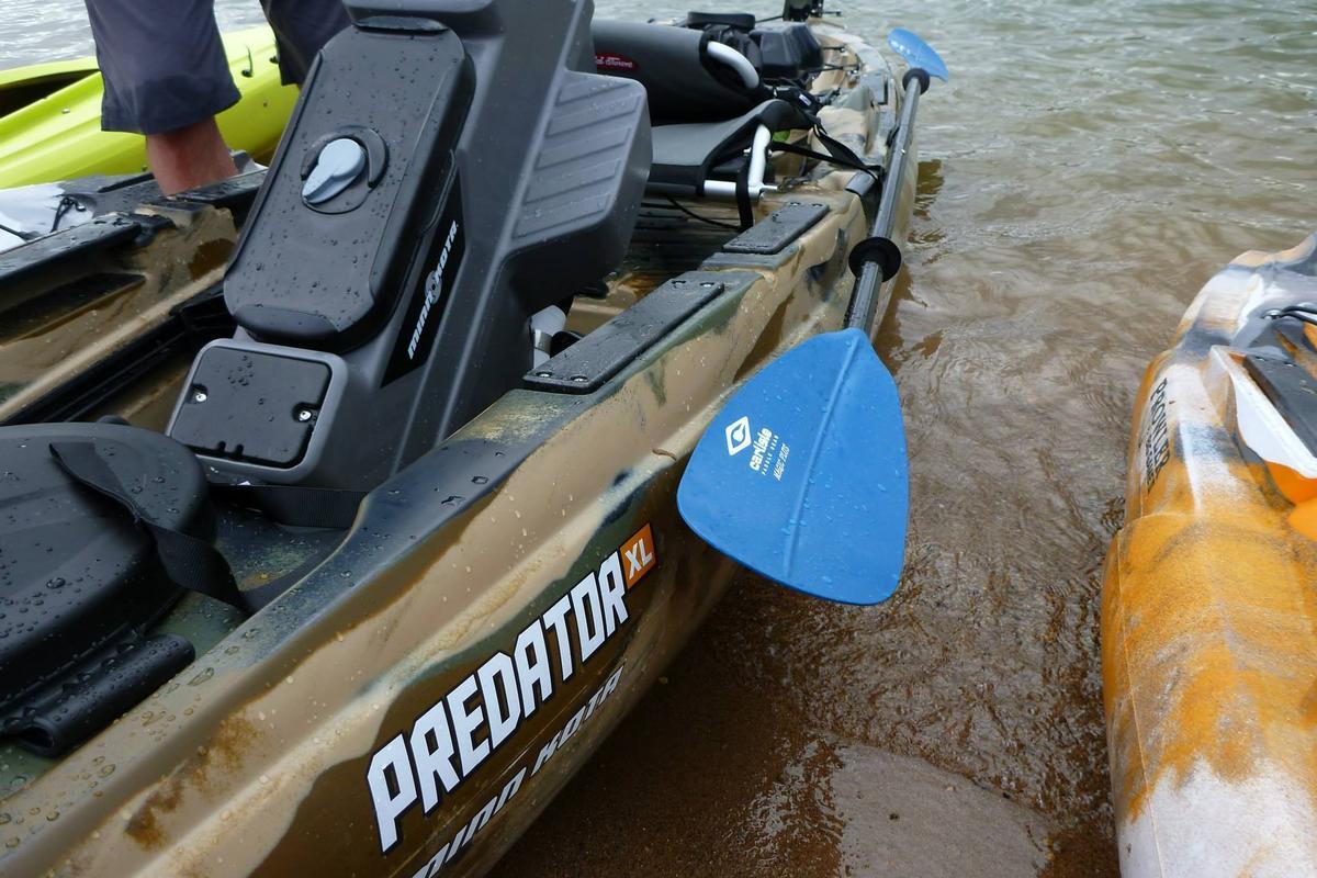 The Old Town Predator XL kayak