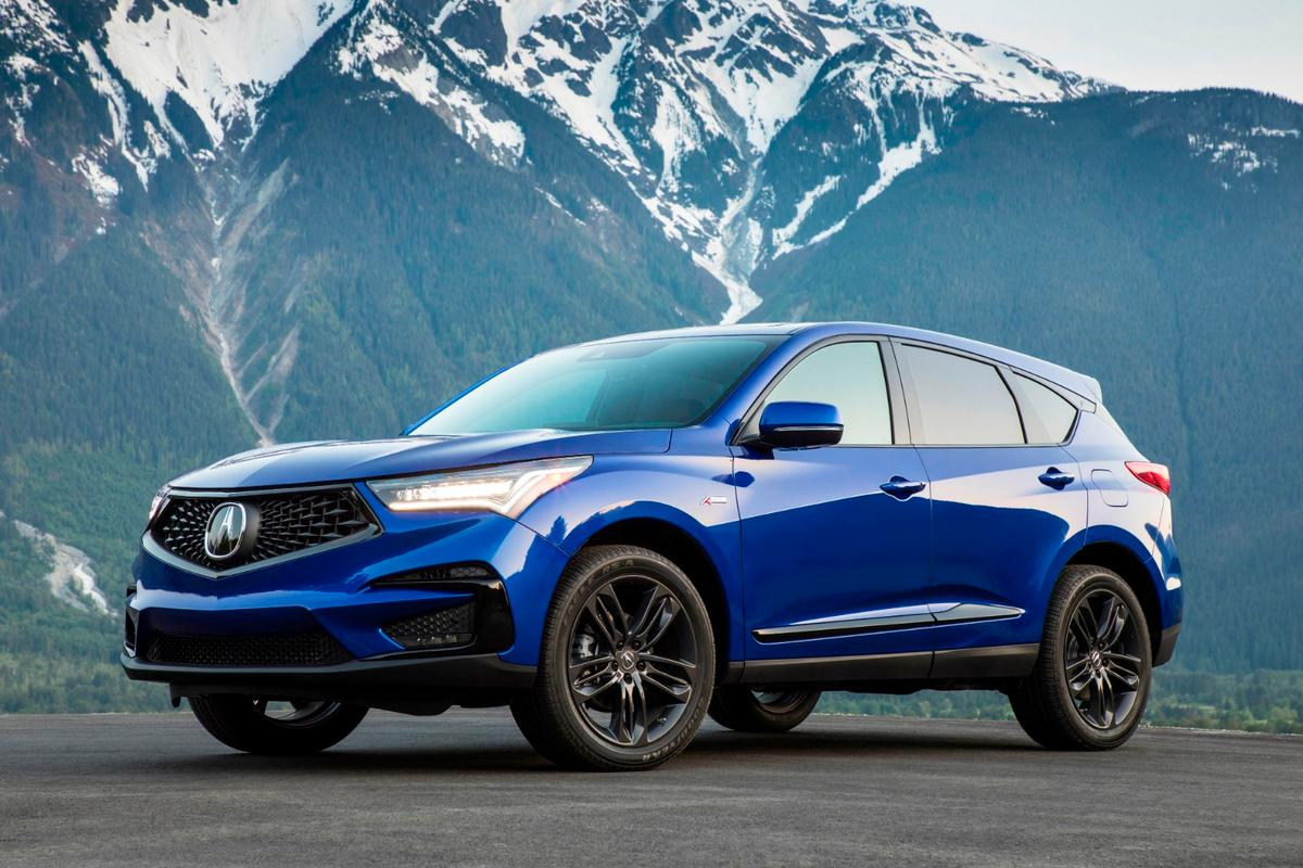 The new 2019 Acura RDX features a pushier turbocharged four-cylinder engine and this more sport-centric A-Spec variant