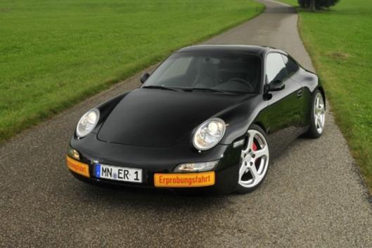 eRUF: Porsche 911 EV