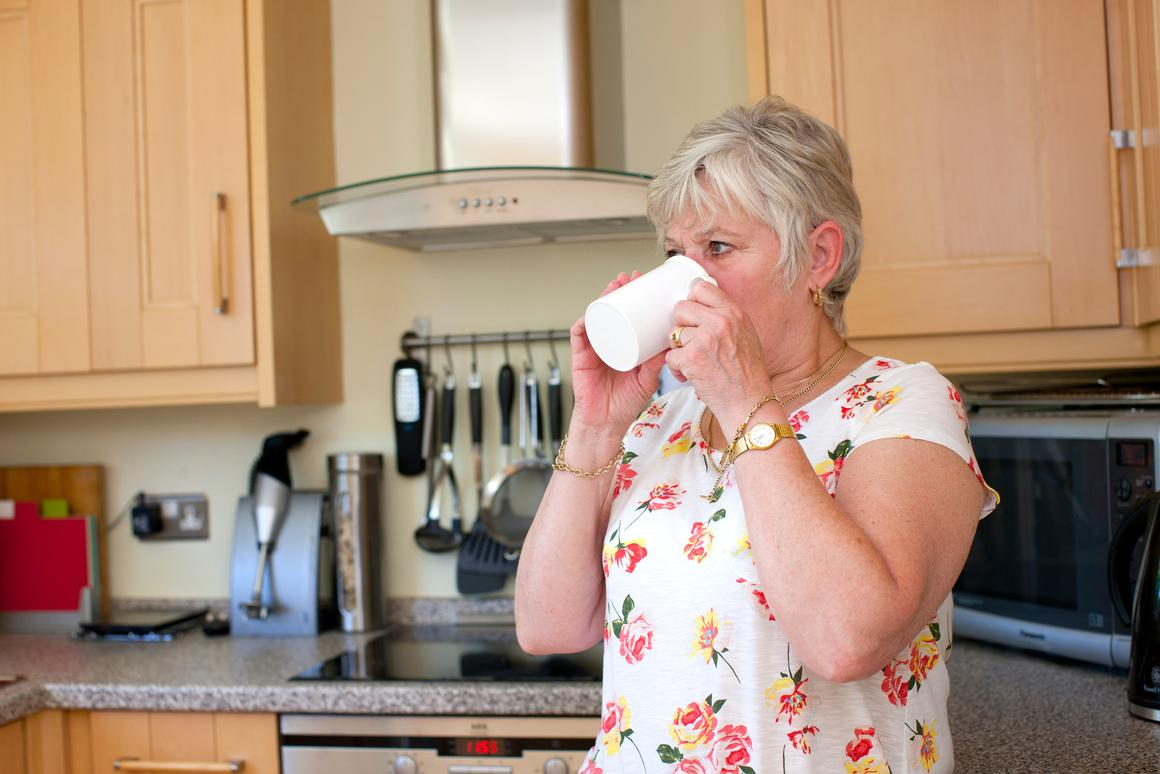 The handSteady is a cup with a rotatable handle, for people with motor difficulties