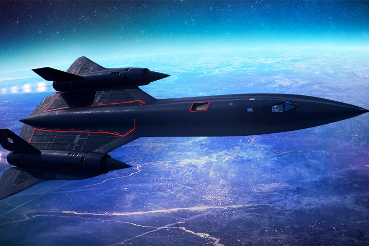 The SR-71 Blackbird set speed and altitude records that stand to this day