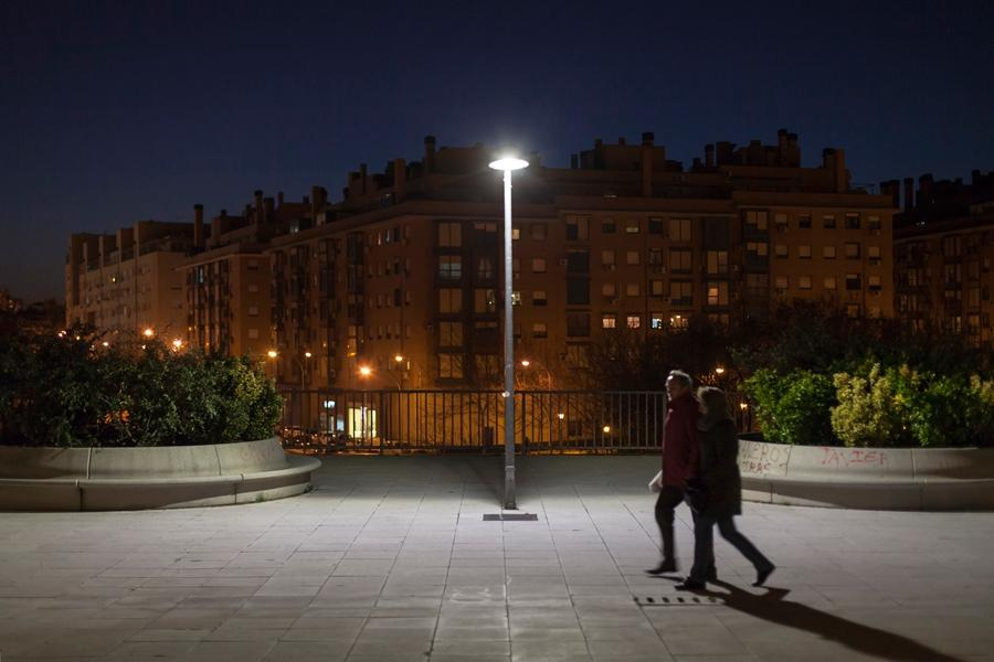 Philips plans to upgrade 225,000 city lights in Madrid