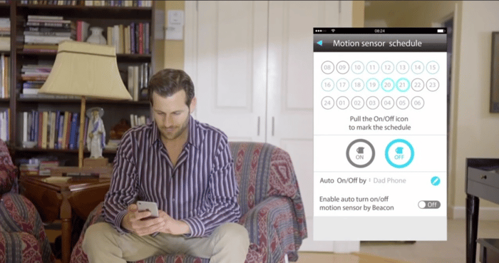 DefenDoor's apps gives users control of their system