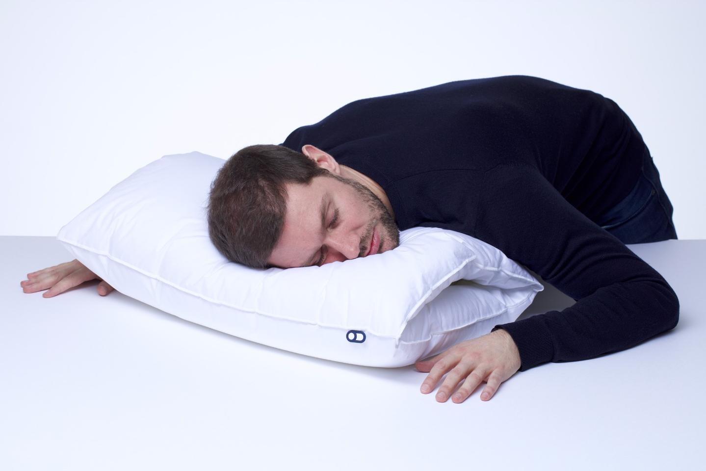 The Wopilo is designed to allow sleepers to choose their own softness-support ratio sweet spot