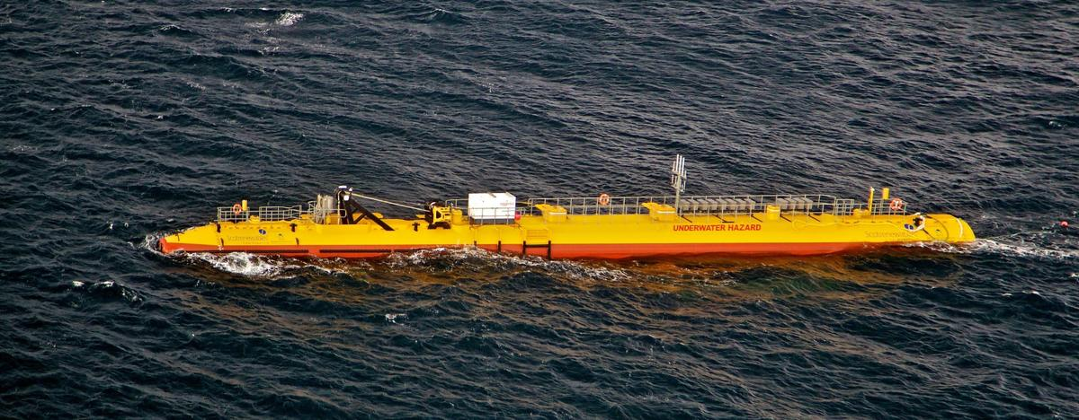 The SR2000 tidal stream turbine prototype has notched up 12 months of continuous operation at the European Marine Energy Centre in Orkney, Scotland