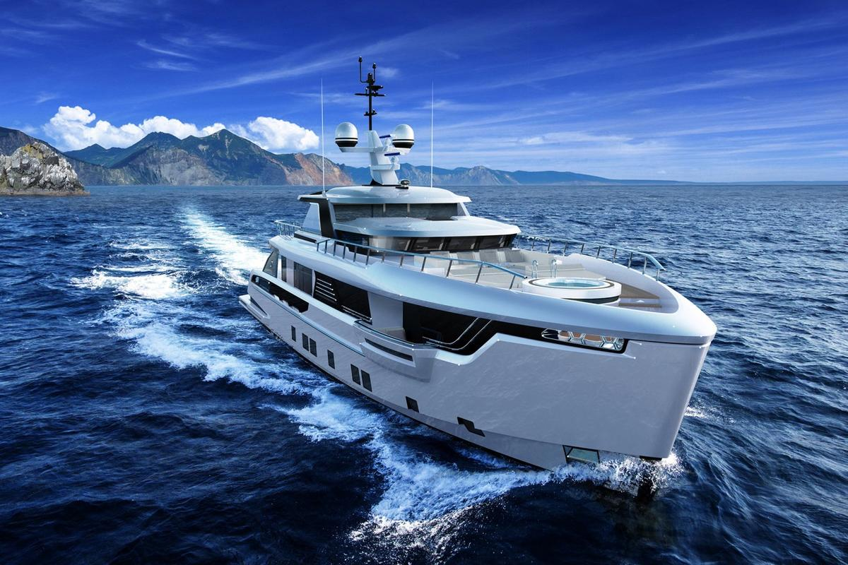 The Dynamiq Global 330 is designed for people wishing to explore barely-seen parts of Earth while in the lap of luxury