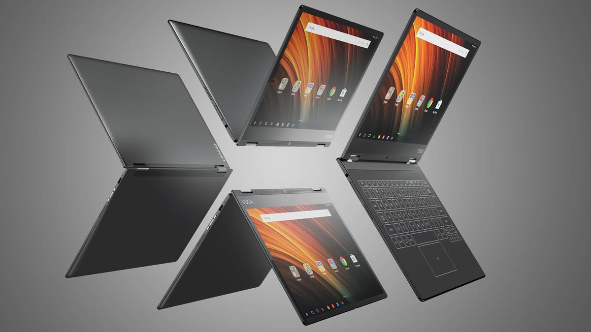 Lenovo launches the Yoga A12, an affordably priced Android tablet with a Halo keyboard attached