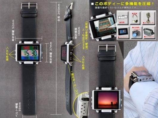 Multi-talented timepiece