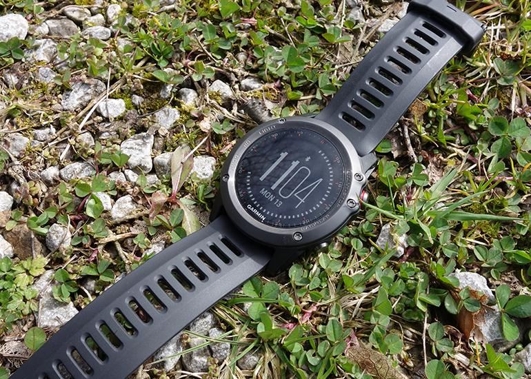 Made for life outdoors, the Garmin fēnix 3 sportswatch (Photo: David Nield/Gizmag.com)