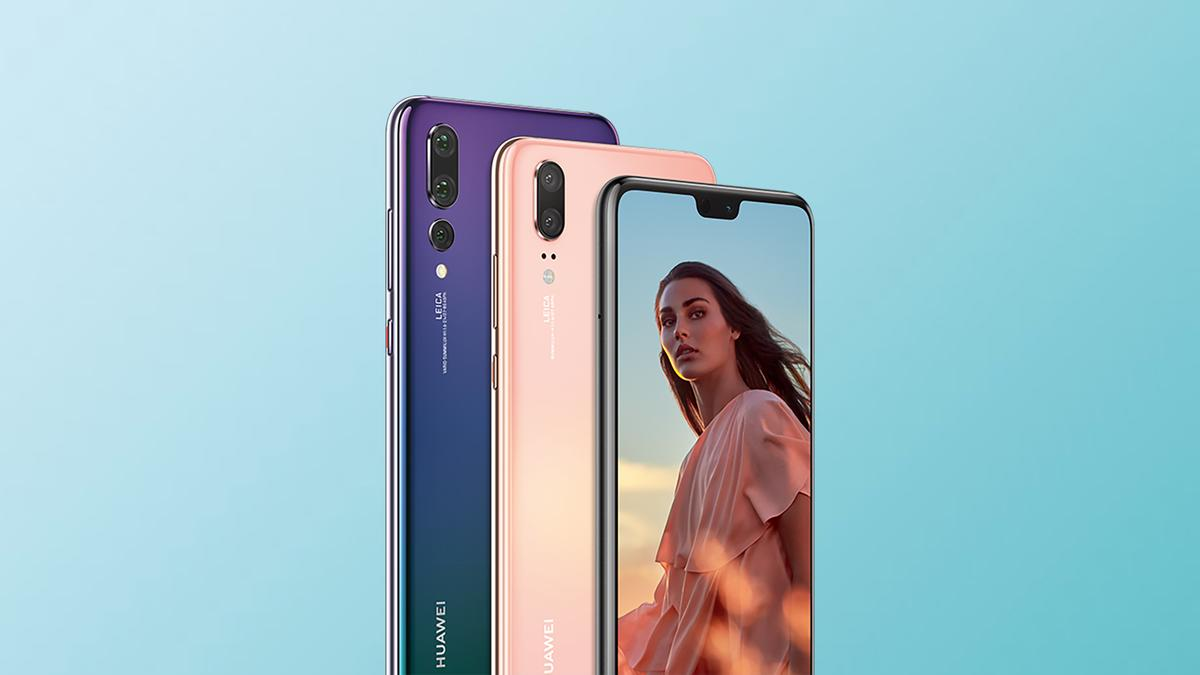 The Huawei P20 and P20 Pro flagships are official