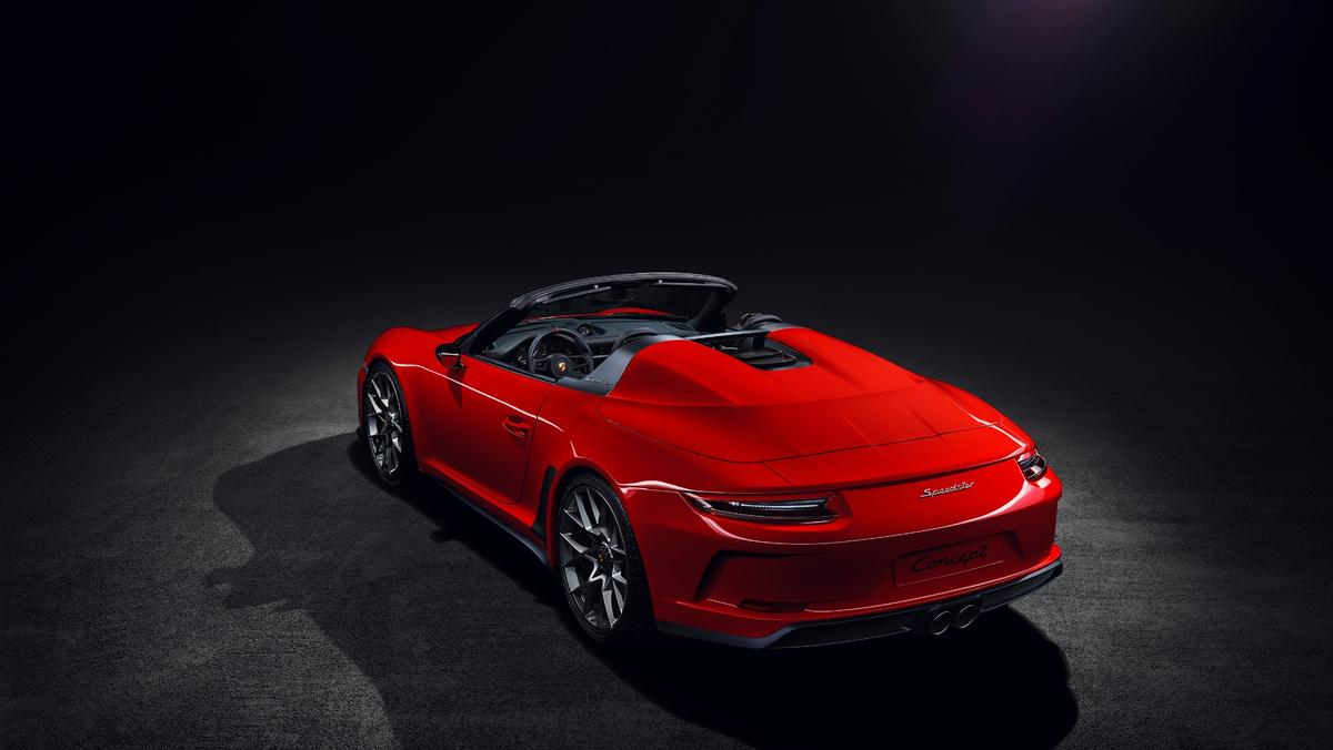 The new car was developed at Porsche Motorsport in Weissach, Germany and will be built on the 991 range of vehicle chassis