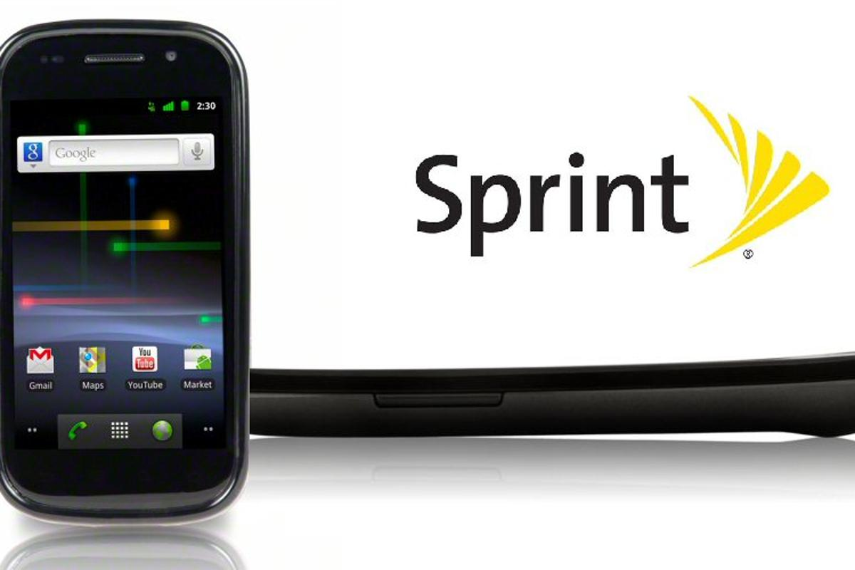 Google has announced that its Nexus S Android smartphone will shortly be available on Sprint's 4G network