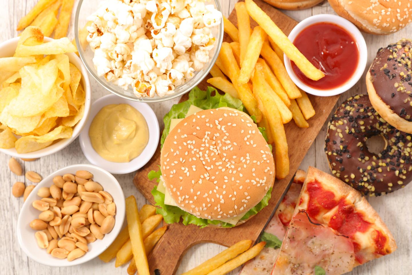 A new study is claimed to be one of the first exploring the lasting effects of a poor diet on the microbiome at an early age