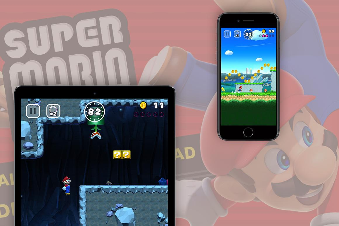 Super Mario Runis rolling out in more than 150 countries today
