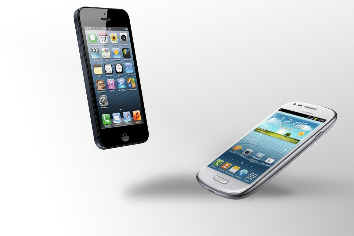 It's no contest, but the iPhone 5 can help put the Galaxy S3 Mini in perspective