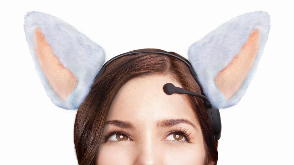 Necomimi feature NeuroSky's brain-computer interface technology to control the motion of the cat ears