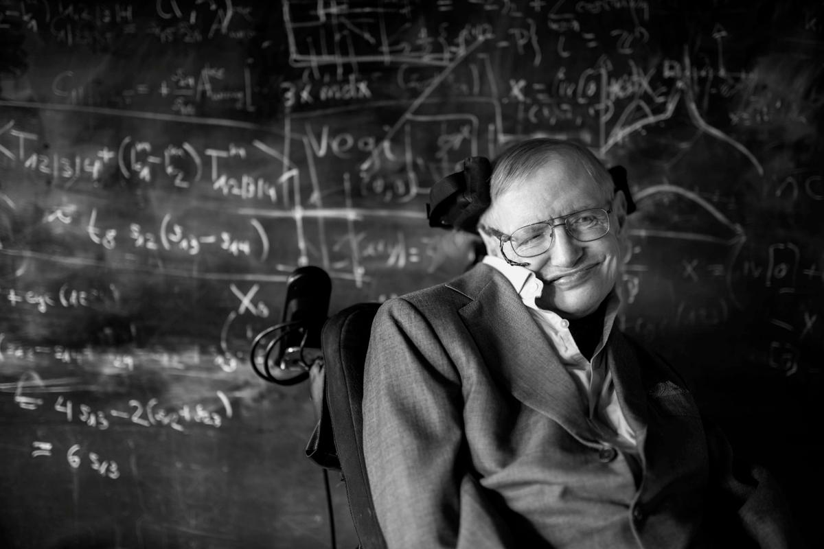 In a nod to one of his quirky experiments, Stephen Hawking's memorial service is apparently open to time travelers