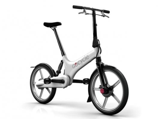The pedal/electric powered Gocycle