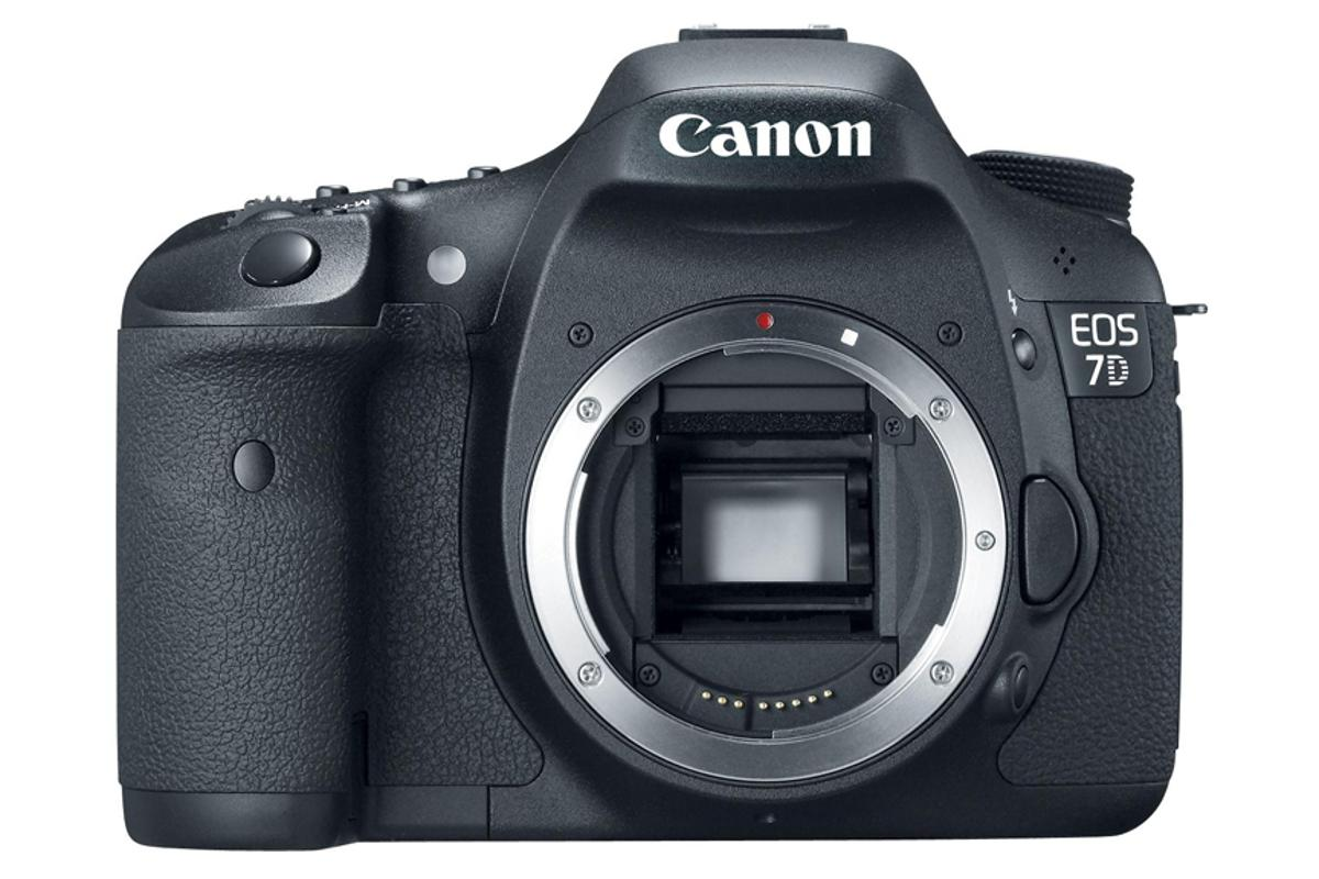 "Canon has announced a ""Studio Version"" of its EOS 7D DSLR"