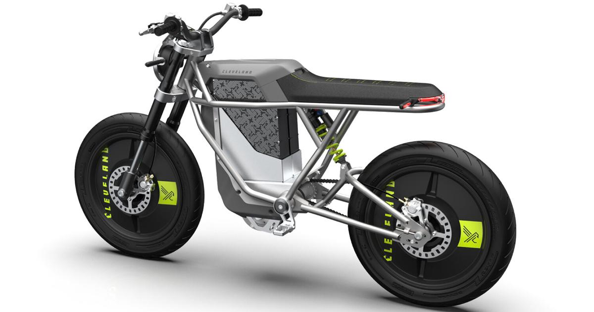 Cleveland Cyclewerks releases its neo-retro Falcon electric motorcycle