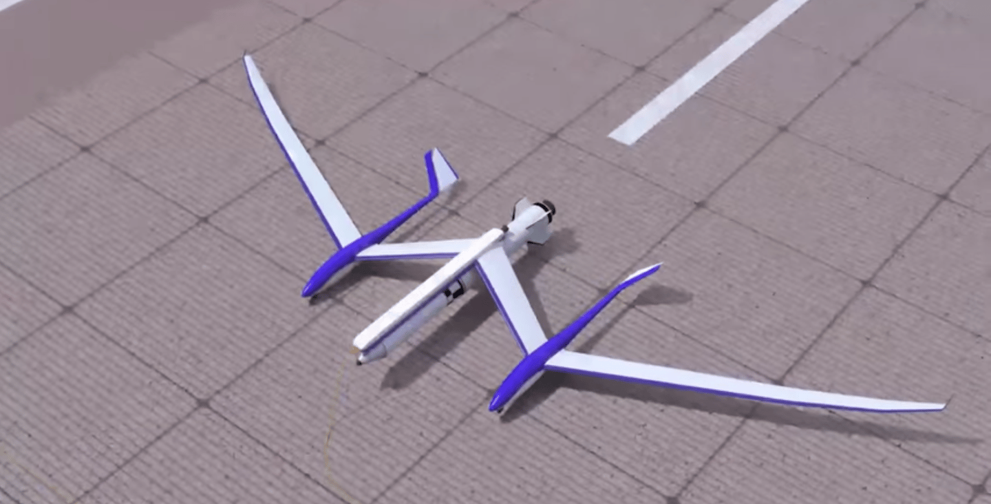 TGALS uses a towed glider design (Image: NASA)