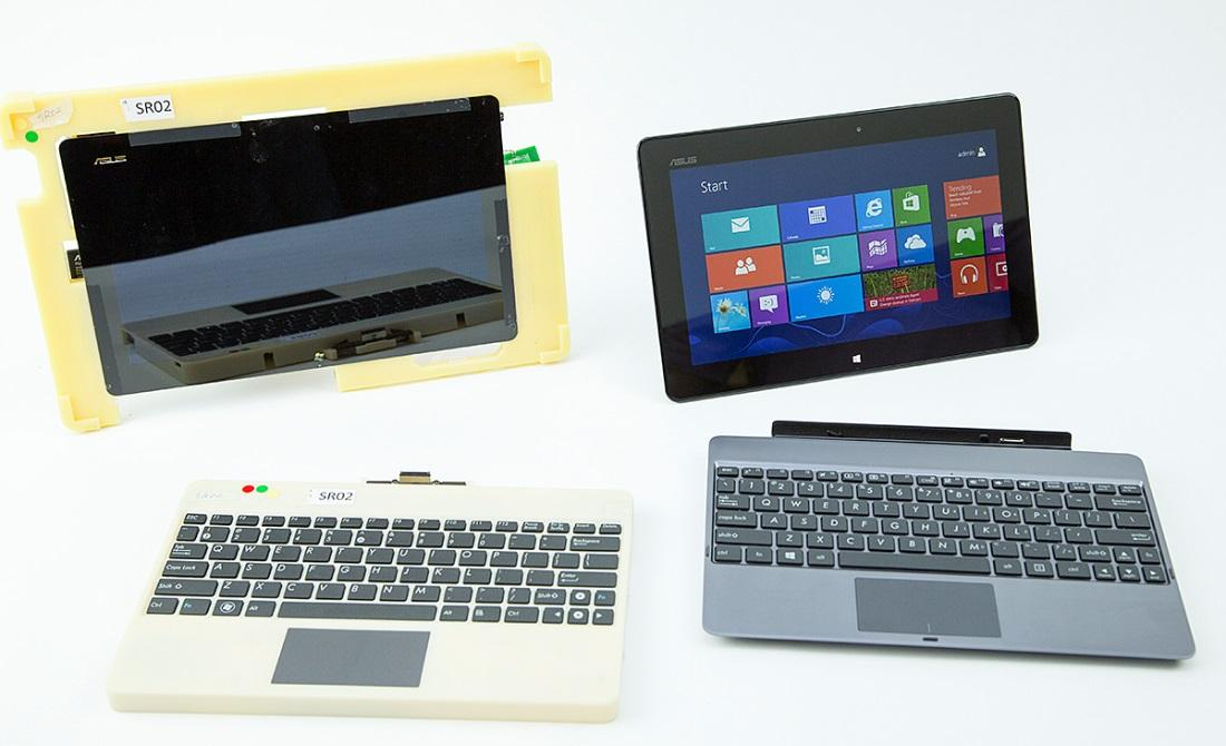 Microsoft has been working closely with its hardware partners on the production of Windows RT PCs