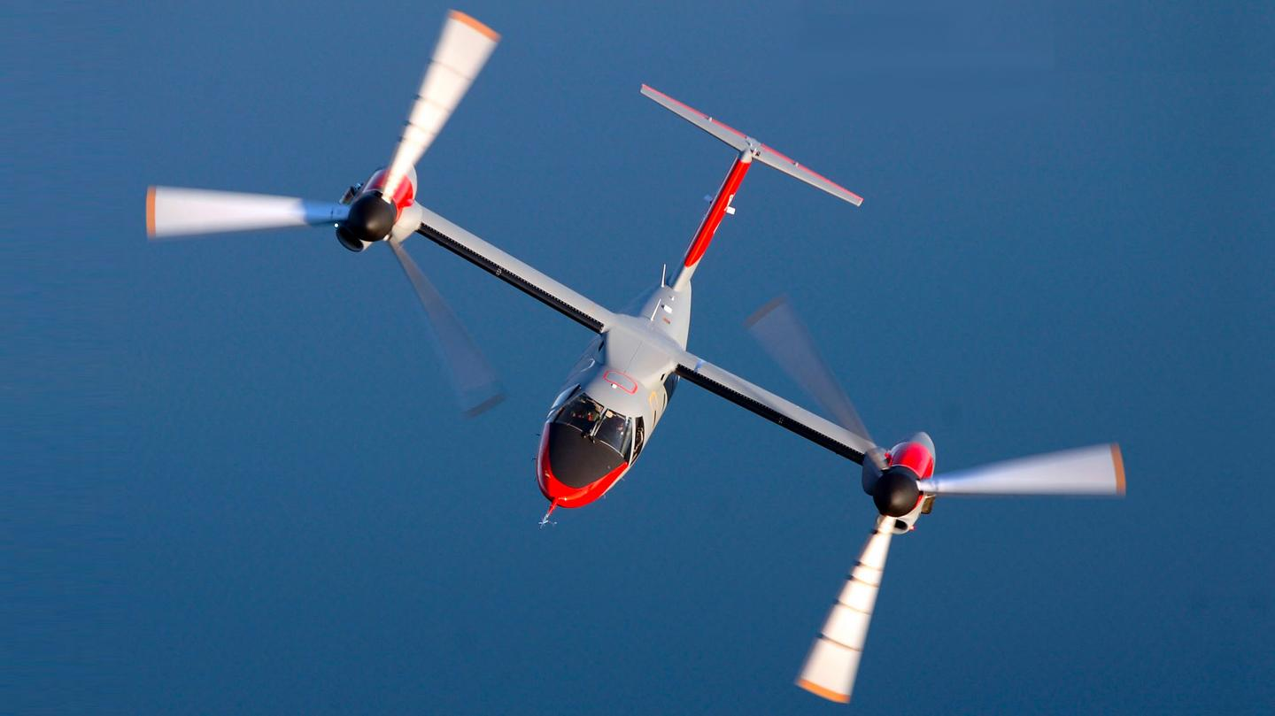 The third prototype of the AW609 tiltrotor aircraft is set to continue testing in the US