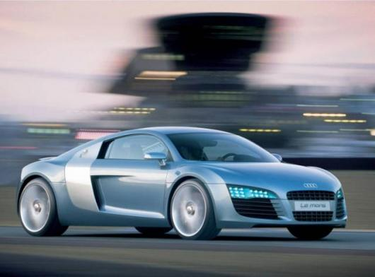 The new R8