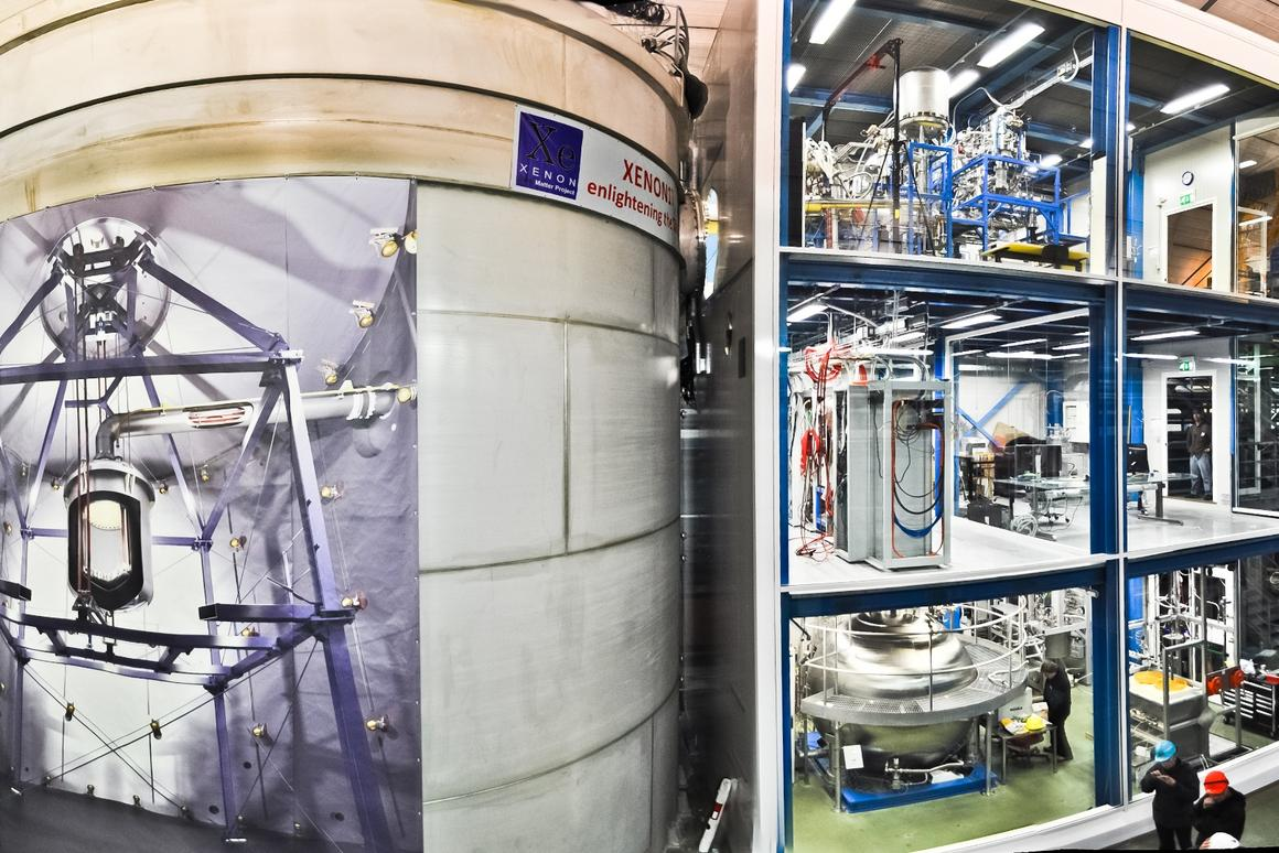 The XENON1T experiment may not have found dark matter, but it has now revealed the element with the longest half-life ever recorded