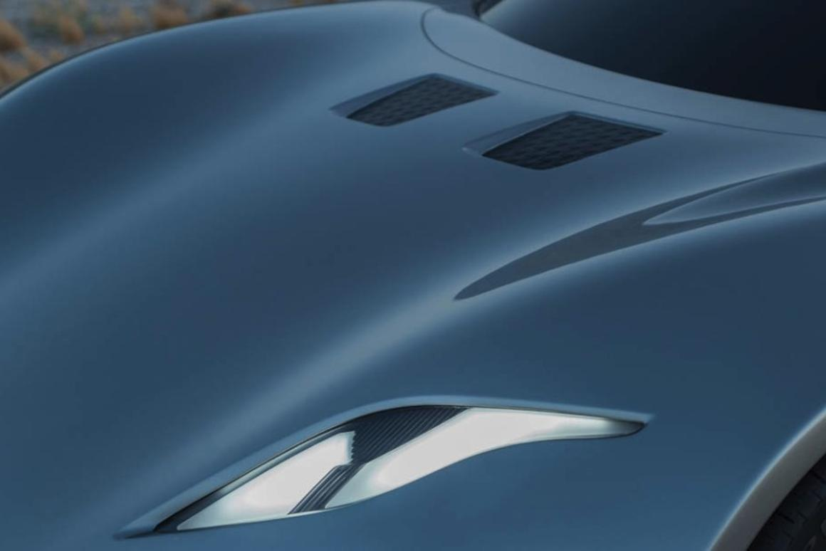 The Fisker EMotion promises 400 miles of all-electric range