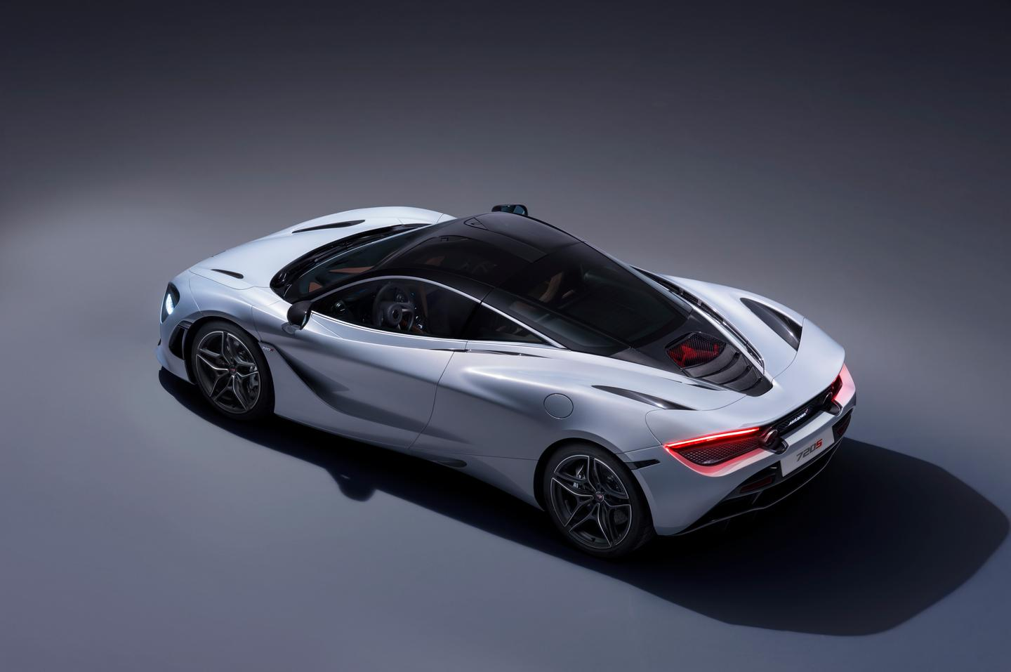 The McLaren 720S: one of Frank Stephenson's last designs for the company
