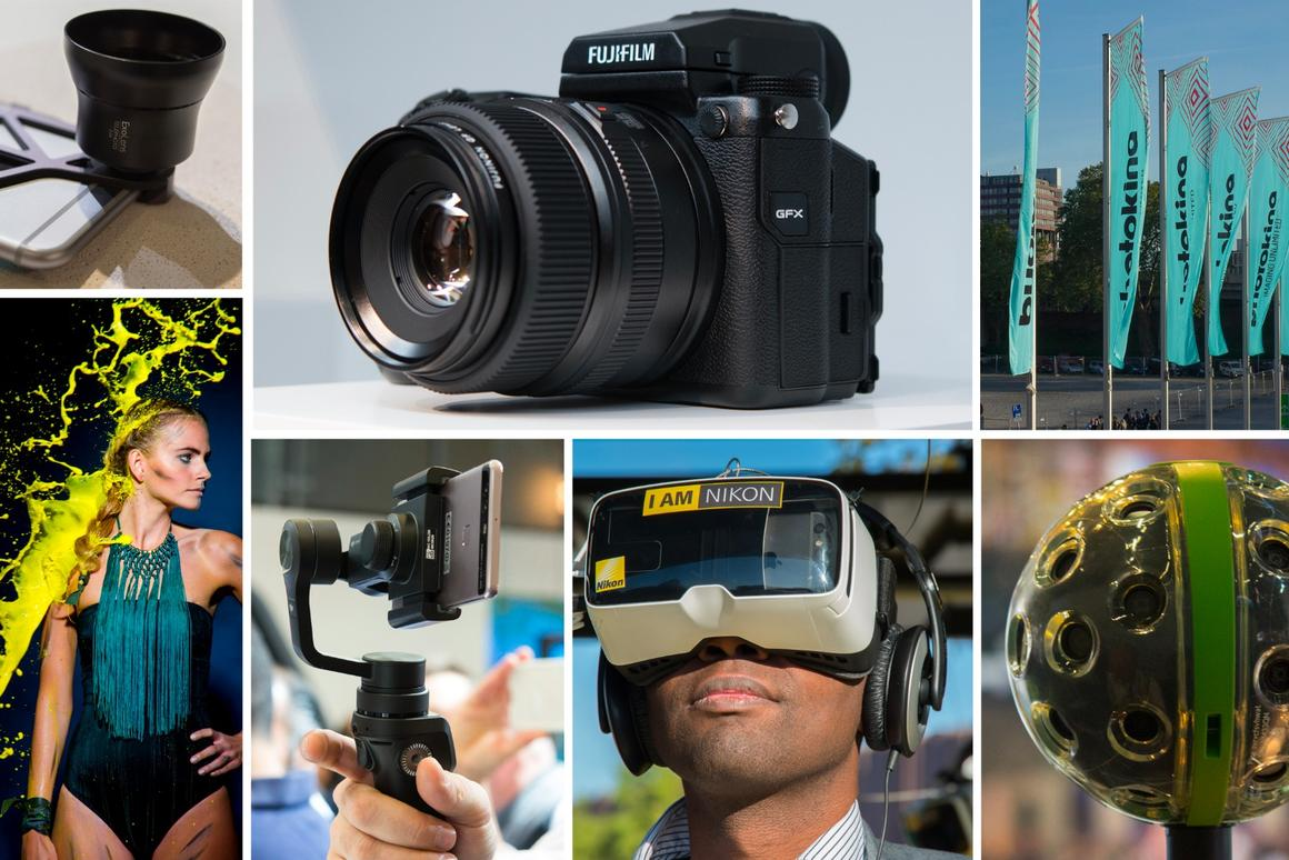New Atlas looks at some of the highlights of Photokina 2016