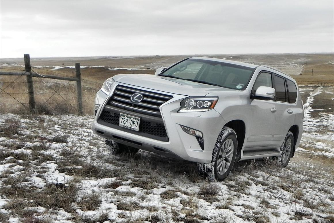 Review: 2016 Lexus GX 460 blends Land Cruiser capability