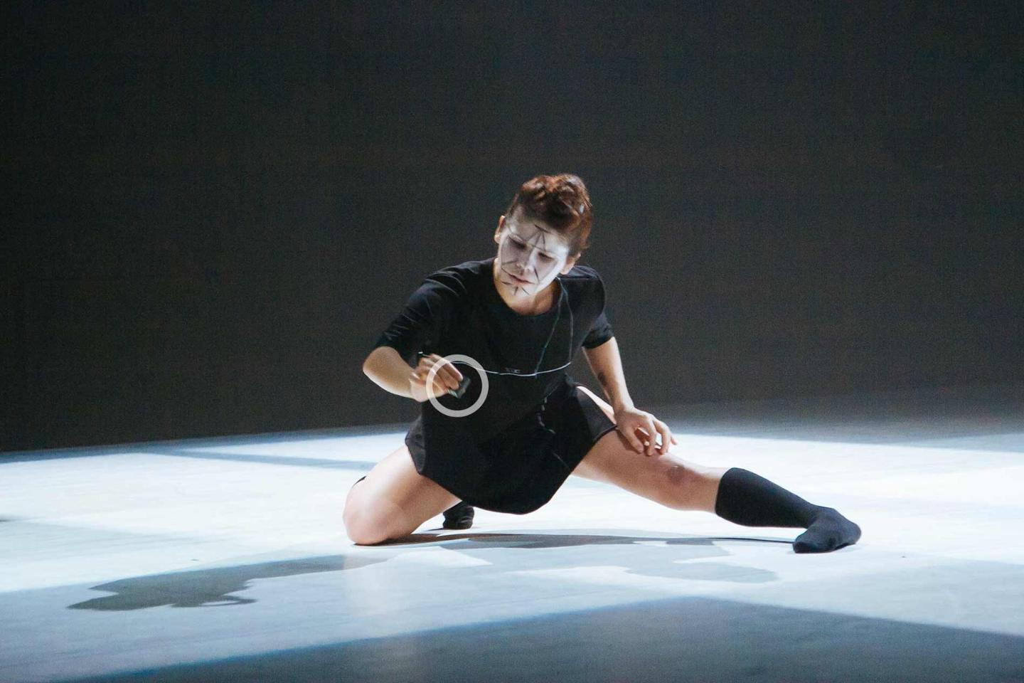 The Aura Dance Theatre has been using a Motus system prototype for the last two years