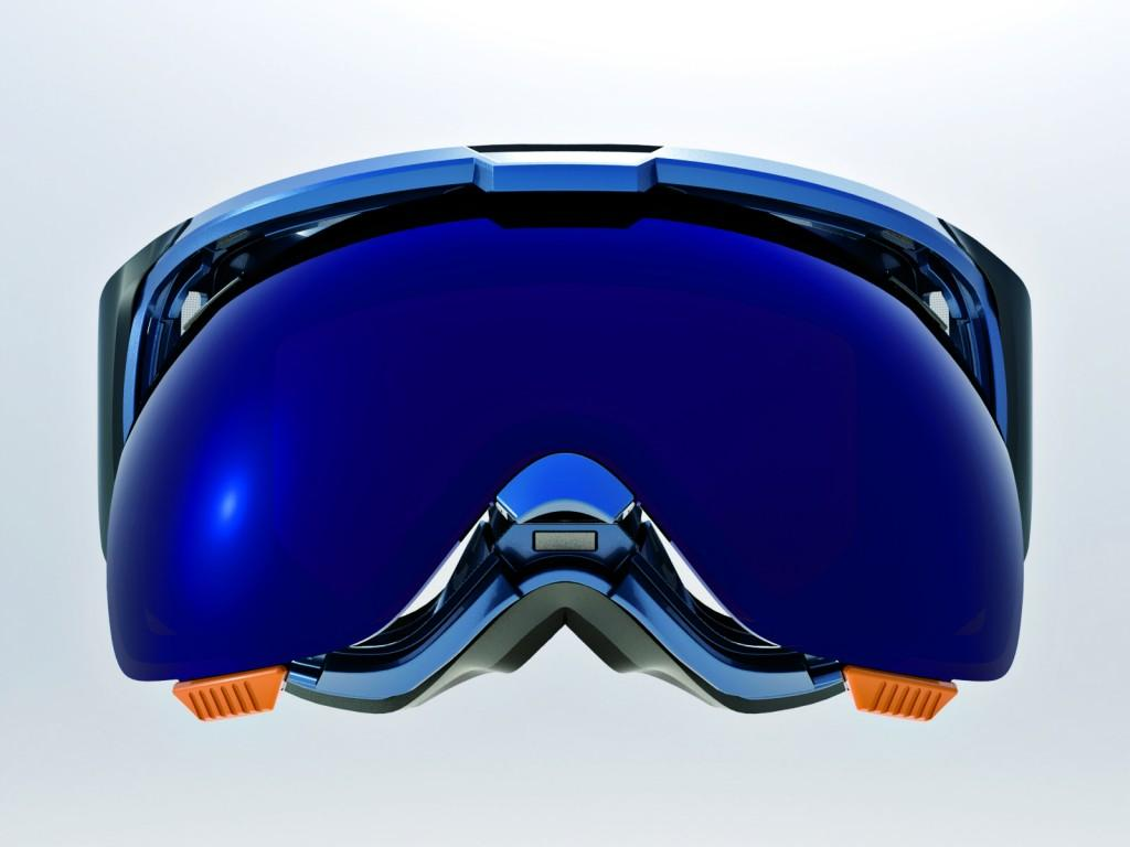 Anon M1 goggles with Magne-Tech