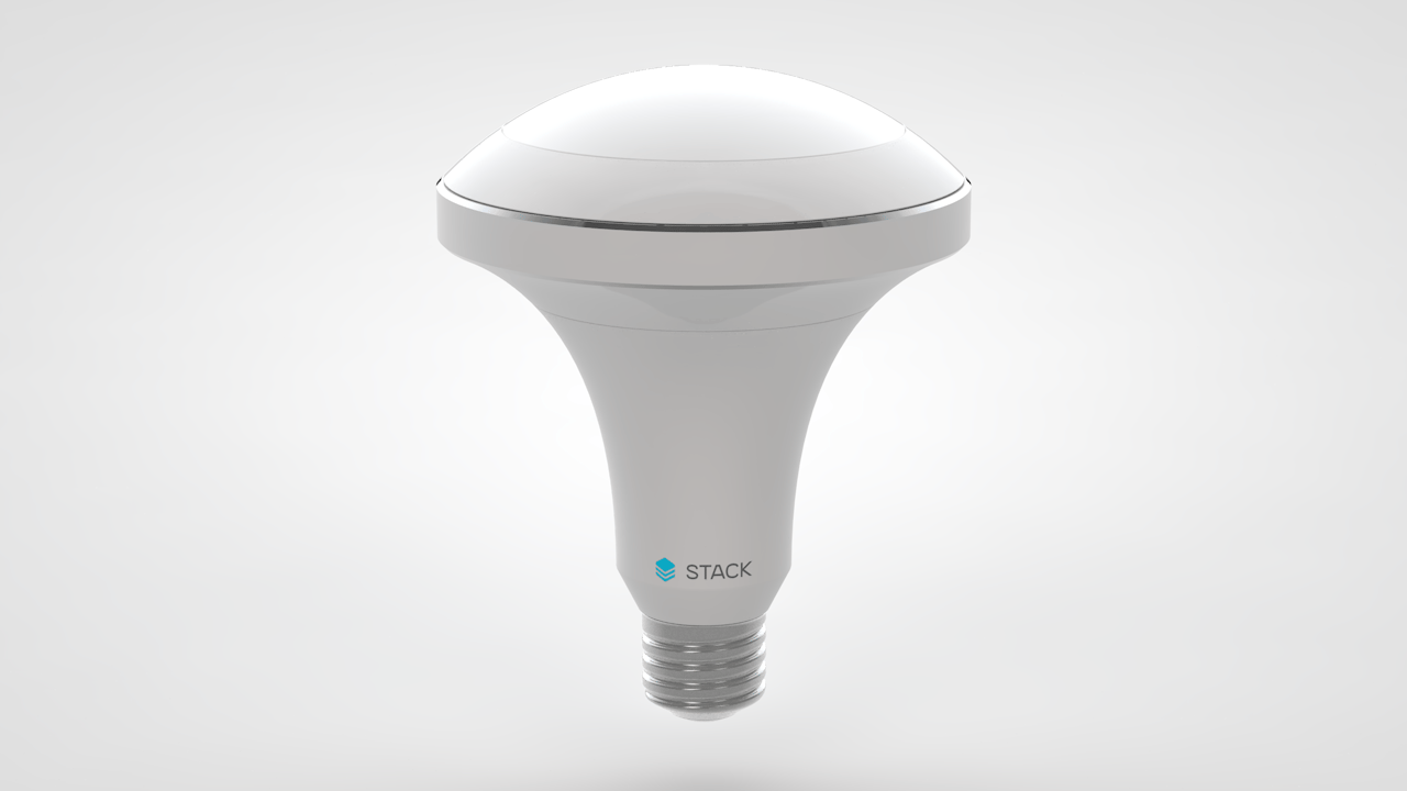 Stack Lighting's Alba BR30 standard recessed bulb, ready for pre-order