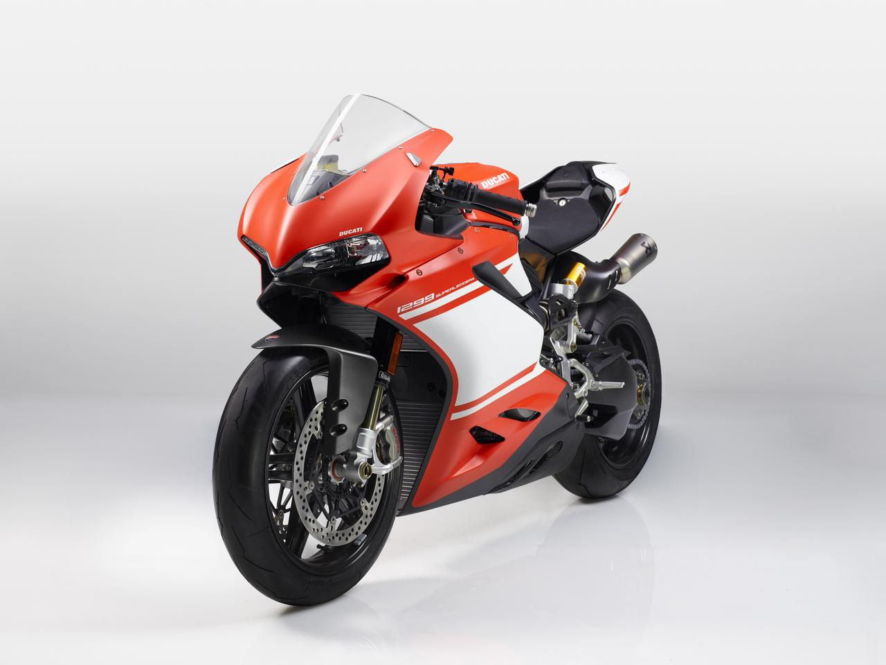Ducati 1299 Superleggera: 156 kg and 215 horsepower is a very potent combination of numbers