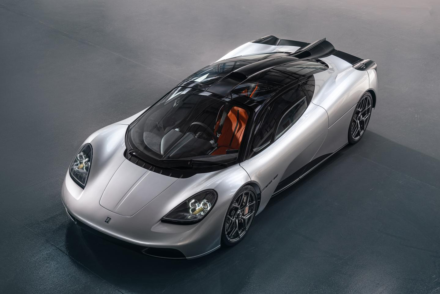 Gordon Murray's extraordinary T.50 supercar has finally launched