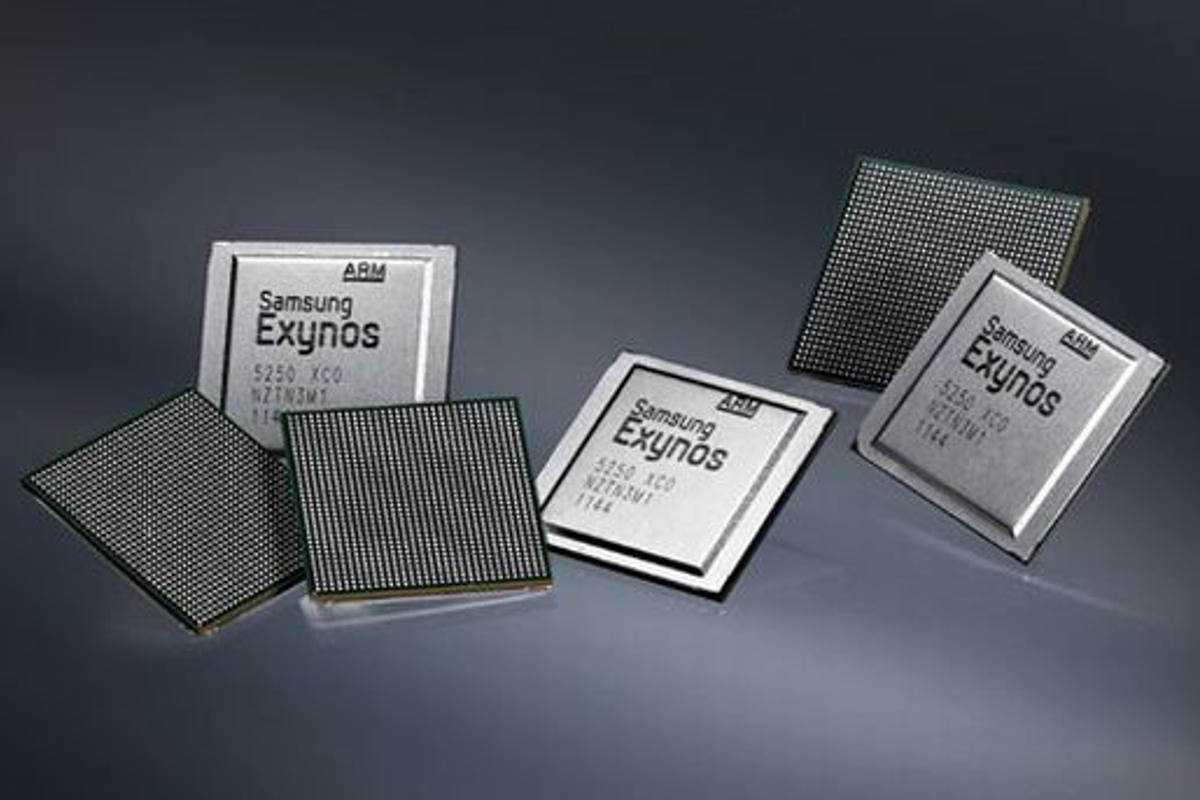 Samsung has announced its latest system-on-chip platform, the dual-core 2GHz Samsung Exynos 5250