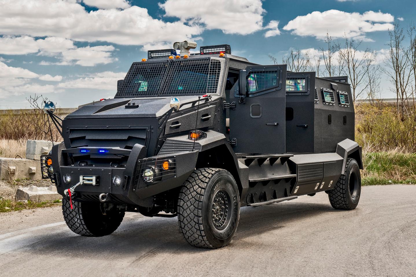 The INKAS Huron APC