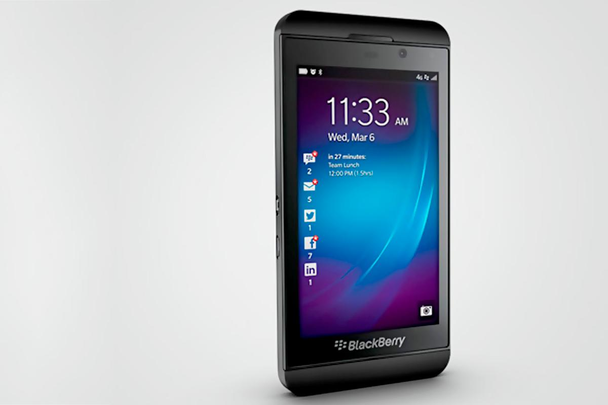 Will the BlackBerry Z10 be enough to revive the struggling company?