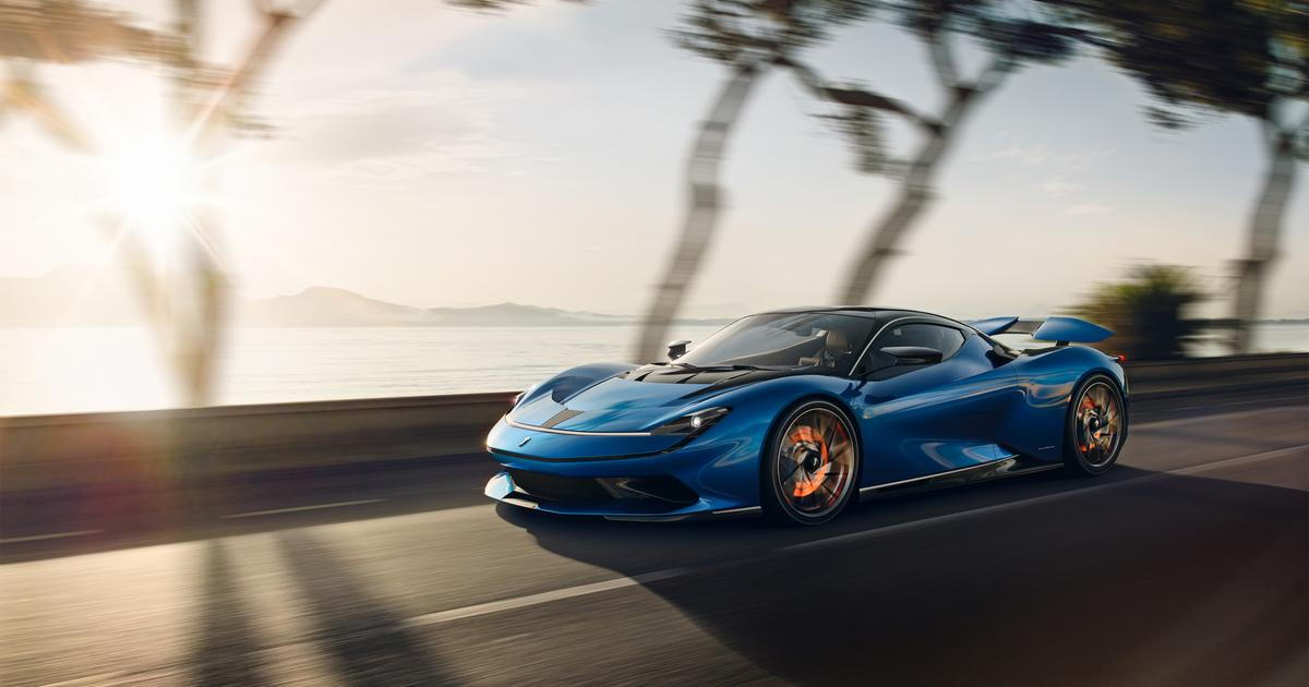 Pininfarina Battista unveiled: 1,900-horsepower electric hypercar is an absolute stunner