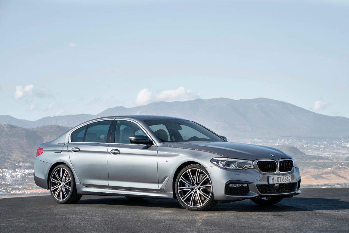 New Atlas gets behind the wheel of the 2017 BMW 530i