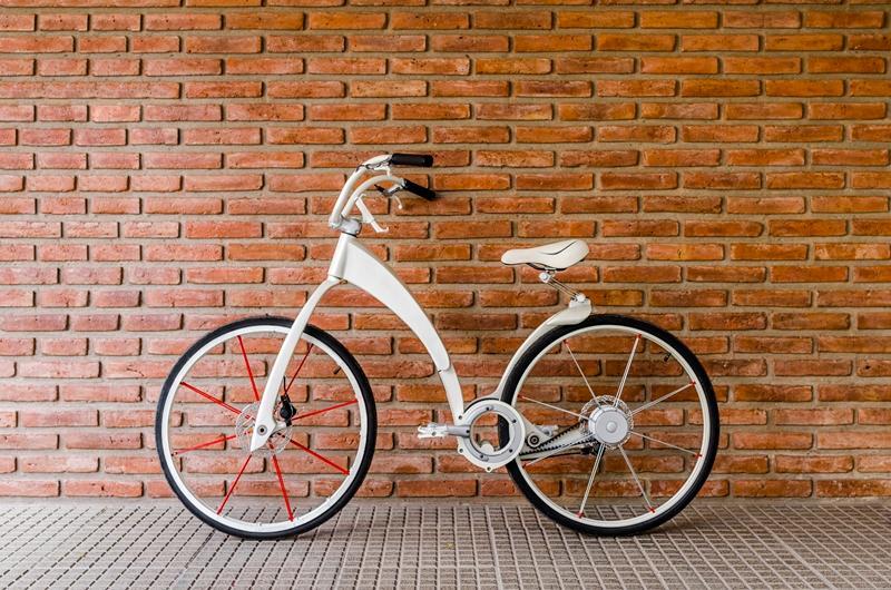 Gi has announced an electric folding smart-bike called the GiBike