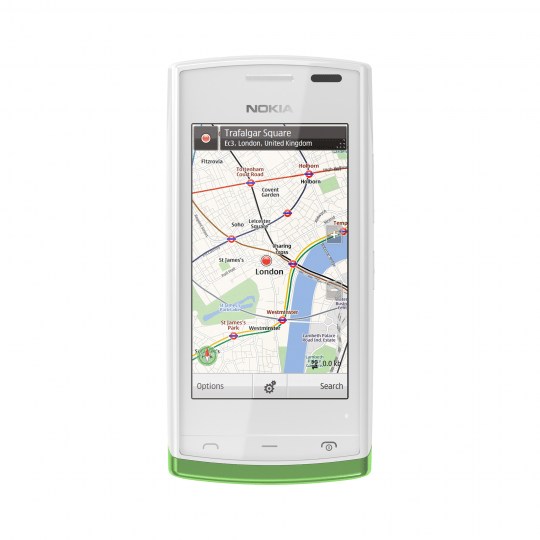 Nokia 500 - first 1GHz Symbian smartphone announced