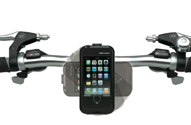 Dahon's BioLogic Bike Mount for iPhone lets you mount your iPhone on your handlebars