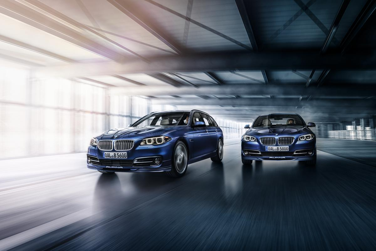 Alpina's B5 offers an enticing alternative to the standard BMW M5, with 600 hp and 800 Nm of torque