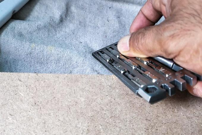 Chiseled Design took to Kickstarter to get the Distinct tool into production, and found great success raising a touch under US$50,000 in the process
