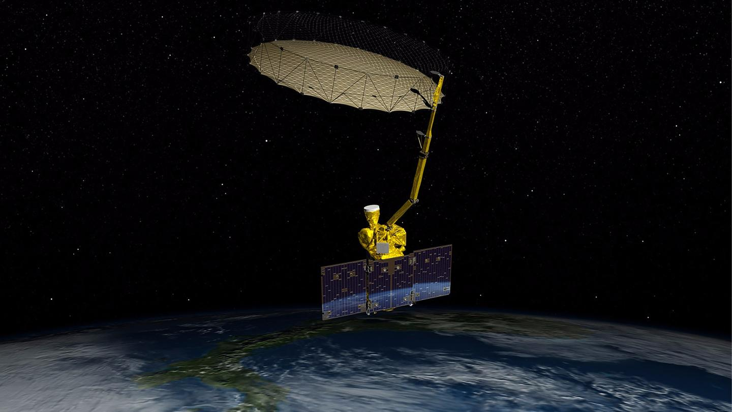 The SMAP satellite has undergone full testing since launching on January 31, 2015